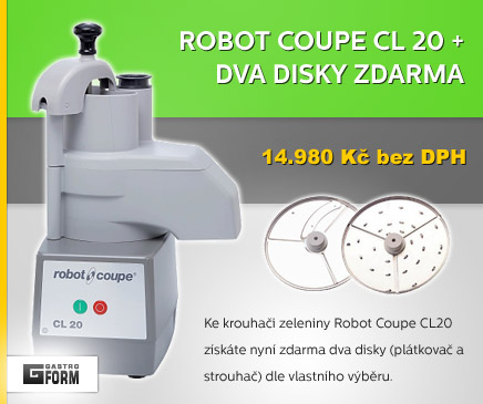 Robot Coupe CL20